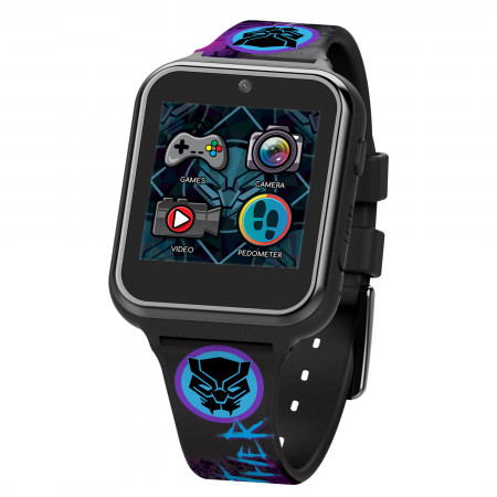 Black Panther Accutime Interactive Kids Watch