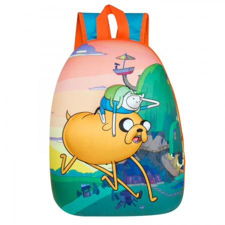 Adventure Time Bubble Sunset Backpack
