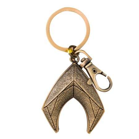 Aquaman Metal Keychain