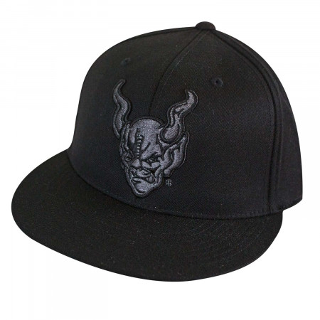 Arrogant Bastard Black Fitted Hat