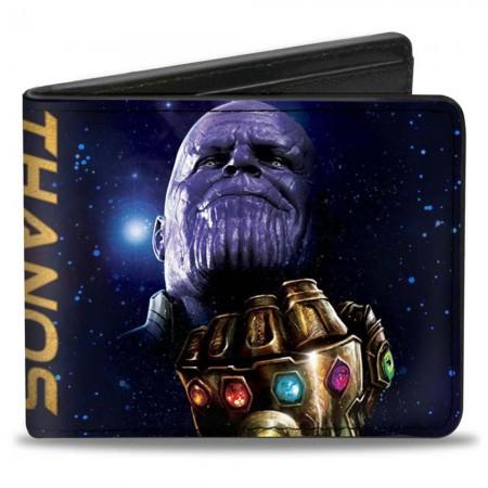 Avengers Infinity War Thanos Bifold Wallet
