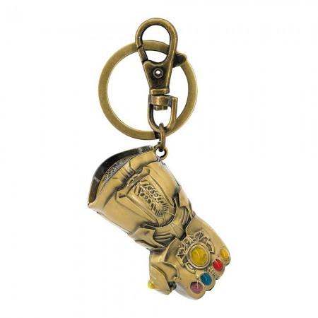 Marvel Avengers Infinity War Thanos Glove Keychain