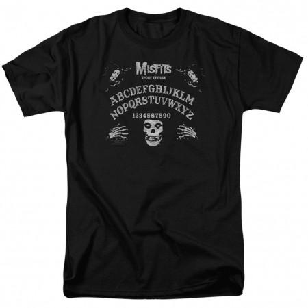 The Misfits Ouija Board Tshirt