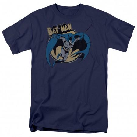 Batman Through The Night Tshirt