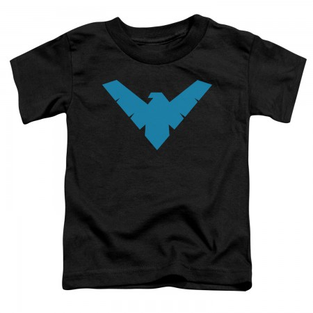 Nightwing Logo Toddlers Tshirt