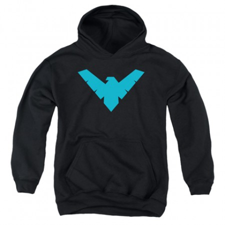 Nightwing Youth Hoodie