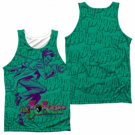 Batman Merriment Sublimation Tank Top