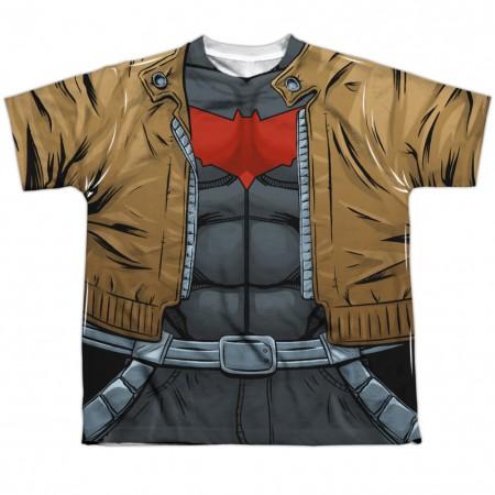 Batman Red Hood Youth Costume Tee