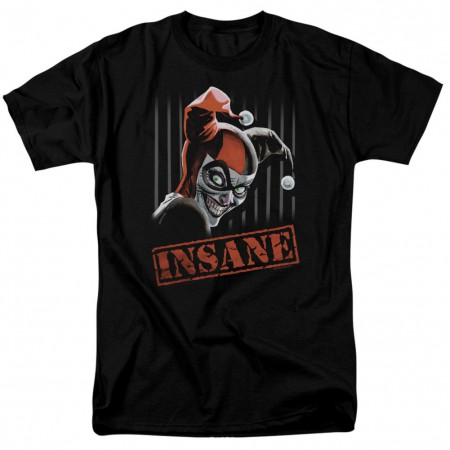 Harley Quinn Insane Tshirt