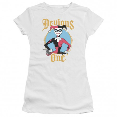 Harley Quinn Devious One Women's Tshirt