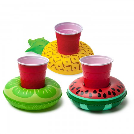 Fruit Floating Inflatable Pool Can Coolers