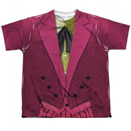 The Joker Classic Uniform Youth Costume Tee