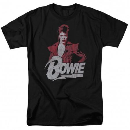 David Bowie Diamond Tshirt