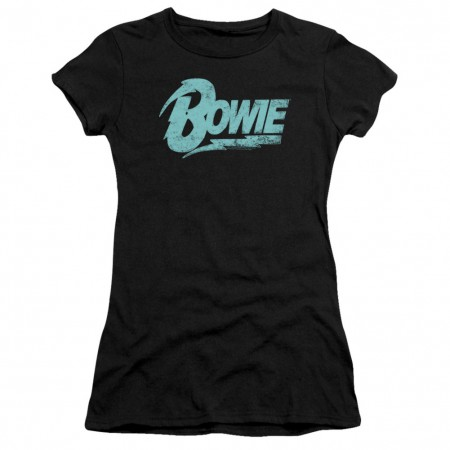 David Bowie Logo Women's Tshirt