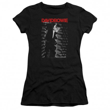 David Bowie Station to Station Women's Tshirt