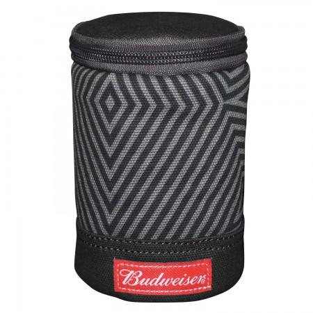 Budweiser Black Carabiner Can Cooler