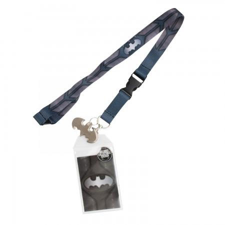 Batman Keychain Lanyard