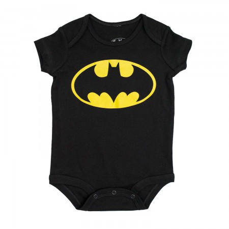 Batman Snap Infant Bodysuit Onesie