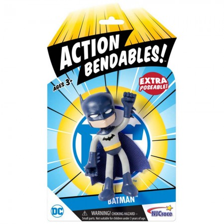 Batman Action Bendable Toy Figure