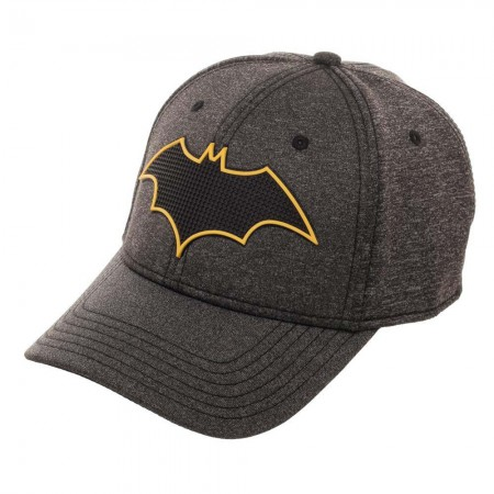 Batman New 52 Grey Flexfit Hat