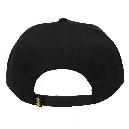 Batman Classic Logo Hat
