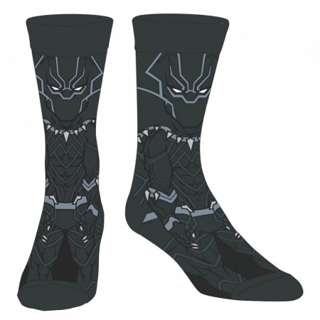 Marvel Black Panther Character Men's Socks