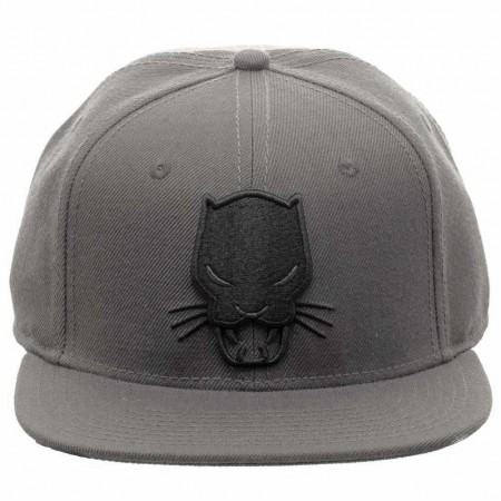 Black Panther Snapback Hat
