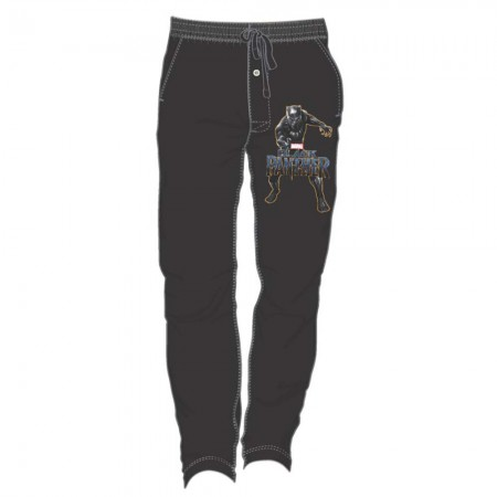 Black Panther Men's Sweatpants