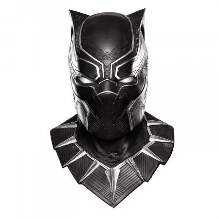 Black Panther Deluxe Overhead Latex Halloween Costume Mask