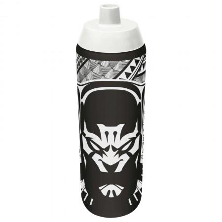 Black Panther 24oz Water Bottle