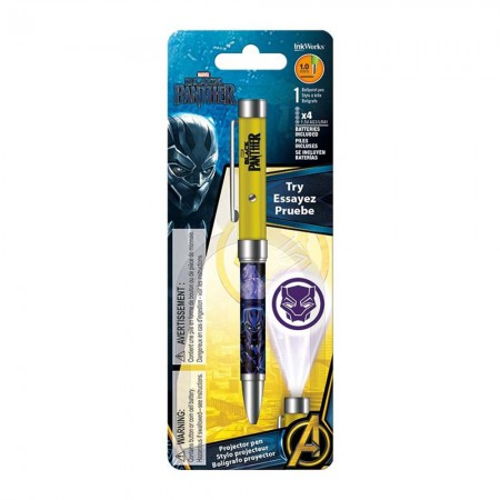 Black Panther Projector Pen
