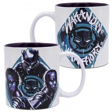 Black Panther 20 Ounce Mug