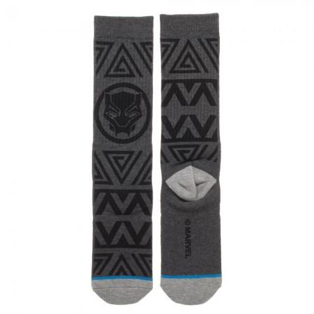 Black Panther Waterprint Crew Socks
