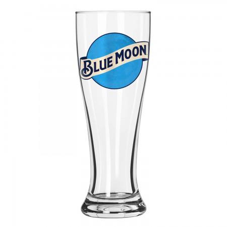 Blue Moon Pilsner Glass