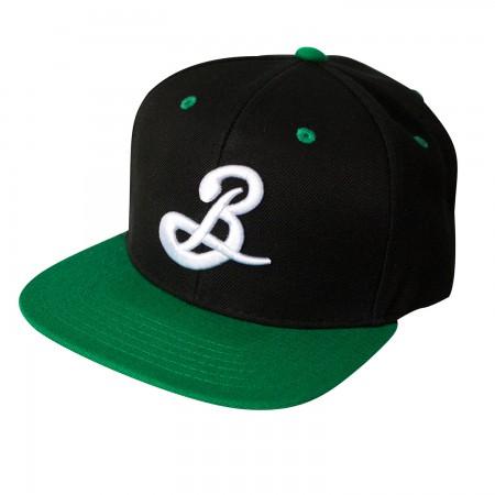 Brooklyn Brewery Black Snapback Hat