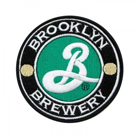 """Brooklyn Brewery Logo 3"""" Patch"""