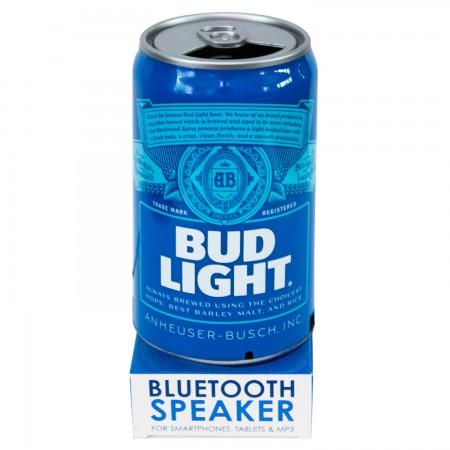Bud Light Bluetooth Beer Can Speaker