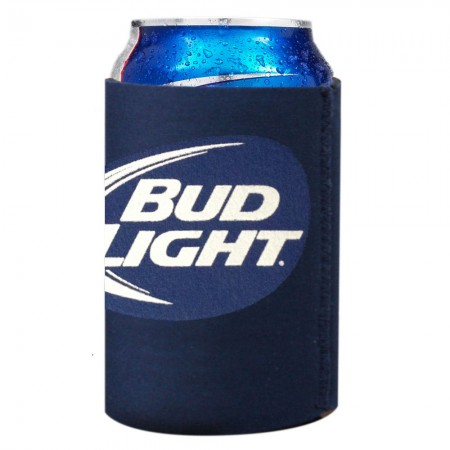 Bud Light Can Cooler - Classic