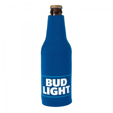 Bud Light Foam Bottle Cooler