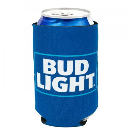 Bud Light Collapsible Can Cooler