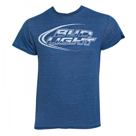 Men's Bud Light Blue T-Shirt