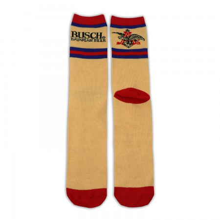 Anheuser Busch Bavarian Beer Men's Crew Socks