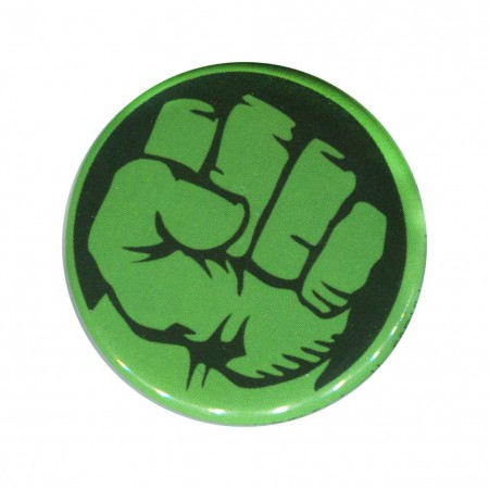Hulk Fist Button