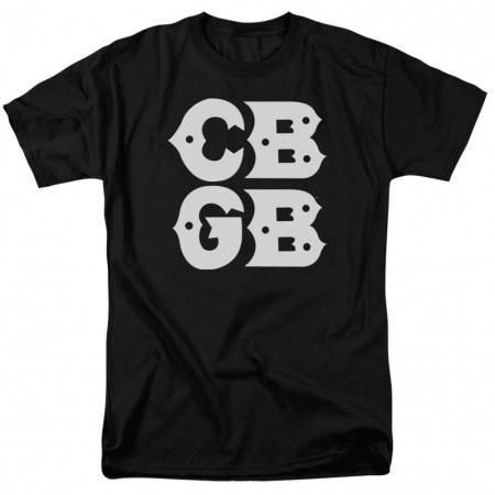 CBGB Logo Tshirt