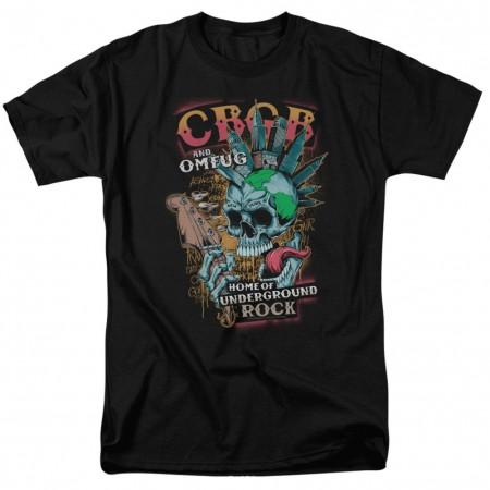 CBGB Mohawk Tshirt