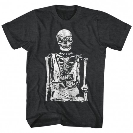 CBGB Punk You Black Tshirt
