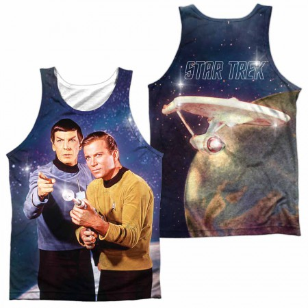Star Trek Protectors Sublimation Tank Top