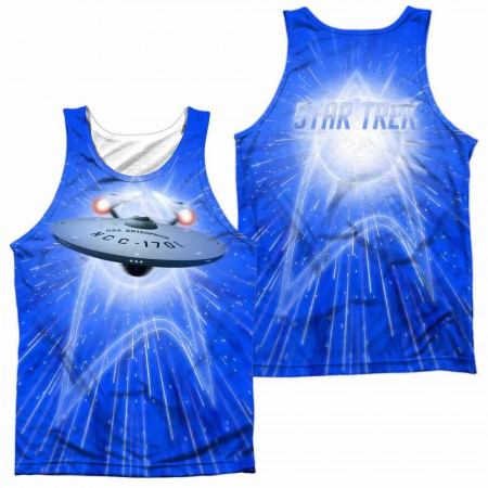 Star Trek All She's Got Sublimation Tank Top