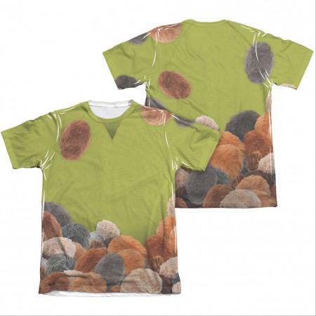 Star Trek TOS Tribble Trek Two-Sided Costume Sublimation T-Shirt