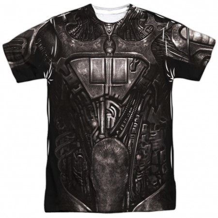 Star Trek Borg Costume Tshirt